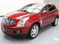 2013 Cadillac SRX with 3.6L V6 Engine,Leather