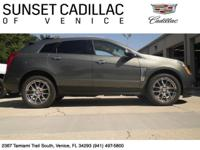 2013 Cadillac SRX Performance Collection. Driven under