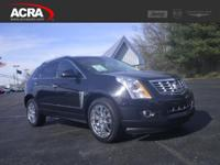 A few of this used SRX's key features include: a