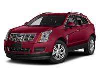 2013 Cadillac SRX Premium Crystal Red Tintcoat Recent