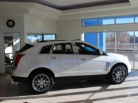 Come check out this beautiful Cadillac SRX at Unique