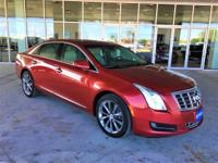 Clean CARFAX.Crystal Red Tint XTSRecent Arrival! 28/17