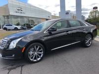 2013 Cadillac XTS 4 Door Sedan FWD (Black)BLACK DIAMOND