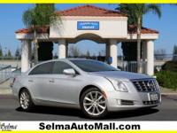 Clean CARFAX. Gray 2013 Cadillac XTS Luxury FWD 6-Speed
