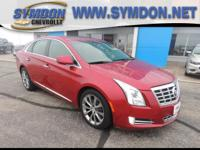 Options:  2013 Cadillac Xts Luxury Collection|Awd