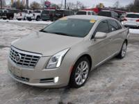The Cadillac XTS is a mid sized sedan with AWD. Some