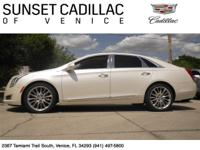 Top of the line Platinum Cadillac XTS. Certified