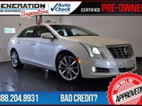 XTS Premium, White Diamond Tricoat, and 2013 Cadillac