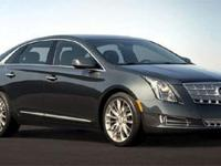 XTS Premium and Leather. GPS Nav! Ready to roll!