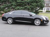 Options:  2013 Cadillac Xts Premium|Black Raven/|V6