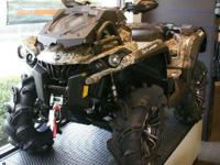 "Year: 2013 Condition: New New 2013 ""CAMO"" Can-Am"