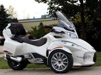 2013 Can-Am Spyder RT LimitedThe utmost way to take