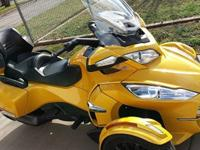 The bike has heated driver and passenger hand grips,