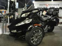 2013 Can-Am Spyder RT Limited BEAUTIFUL SPYDER READY