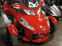 2013 Can-Am Spyder RT-S SE5 NOW WITH FOOTBOARDS Add a