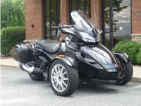 2013 Can-Am Spyder ST LIMITED, Super-Clean ST Limited