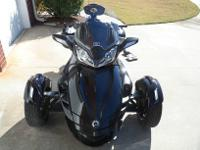 #~#~@#@Can-Am roadster. It is the ST Limited model with