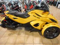 2013 Can-Am Spyder ST-S SE5 LIKE NEW SPYDER ST-S READY