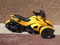2013 Can-Am Spyder ST-S SE5 Great Price for a Great