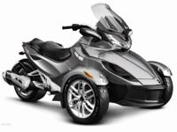 2013 Can-Am Spyder ST SE5 Last 2013 SE5 An ideal mix of