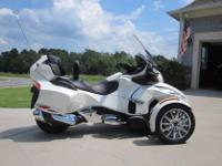 Make: Can Am Model: Other Mileage: 6,150 Mi Year: 2013