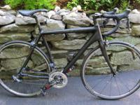 2013 Cannondale Women's 54cm CAAD10 with Shimano