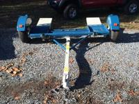 selling my 2013 car dolly since i just upgraded to a