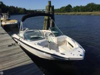 - Stock #76134 - This 2013 Chaparral 20 has tons of