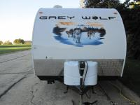2013 cherokee grey wolf 25RL travel trailer. Sleeps 6,