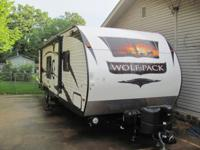2013 Cherokee Wolf Pack 27WP For Sale in Benton,