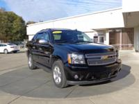 CARFAX One-Owner. Black 2013 Chevrolet Avalanche 1500