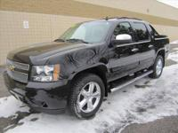 CHECK OUT THIS POWERFUL 4-dr 2013 CHEVY Black Diamond