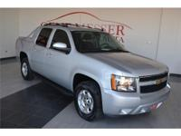 We are excited to offer this 2013 Chevrolet Avalanche.