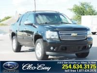 COMPLETE CLEO BAY USED VEHICLE INSPECTION!!. Avalanche