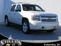 This 2013 Chevrolet Avalanche LTZ offers    *Automatic