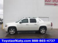 Options:  2013 Chevrolet Avalanche 1500