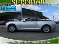 2013 Chevrolet Camaro 2dr Car LT Convertible Our