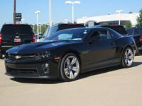 2013 Chevrolet Camaro 2dr Car ZL1 Our Location is: