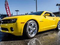 2013 Chevrolet Camaro 2dr Cpe LT w/1LT Coupe Moon Roof