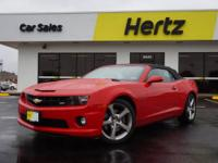 2013 Chevrolet Camaro Convertible SS Our Location is: