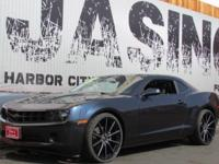 This 2013 Chevrolet Camaro 2dr 2dr Coupe LS with 2LS