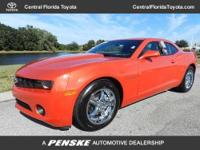2013 Chevrolet Camaro Coupe 2dr Cpe LS w/2LS Coupe Our