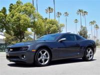 This 2013 Chevrolet Camaro 2dr 2dr Cpe LT with 2LT