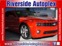 2013 CHEVROLET CAMARO COUPE Coupe 2LS Our Location is: