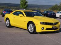 2013 CHEVROLET CAMARO COUPE LT Our Location is: