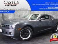 LOW MILES WITH A SLEEK LOOK AND A GREAT PRICE!! CASTLE