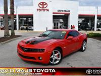 Step into the 2013 Chevrolet Camaro! Comprehensive