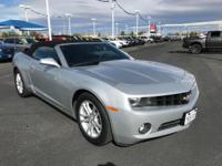 This awesome 2013 Chevrolet Camaro 1LT will have you