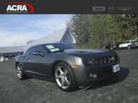 Used 2013 Chevrolet Camaro, stk # 171838A, key features