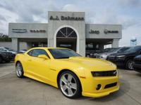Options:  2013 Chevrolet Camaro Lt W/1Lt|This Vehicle